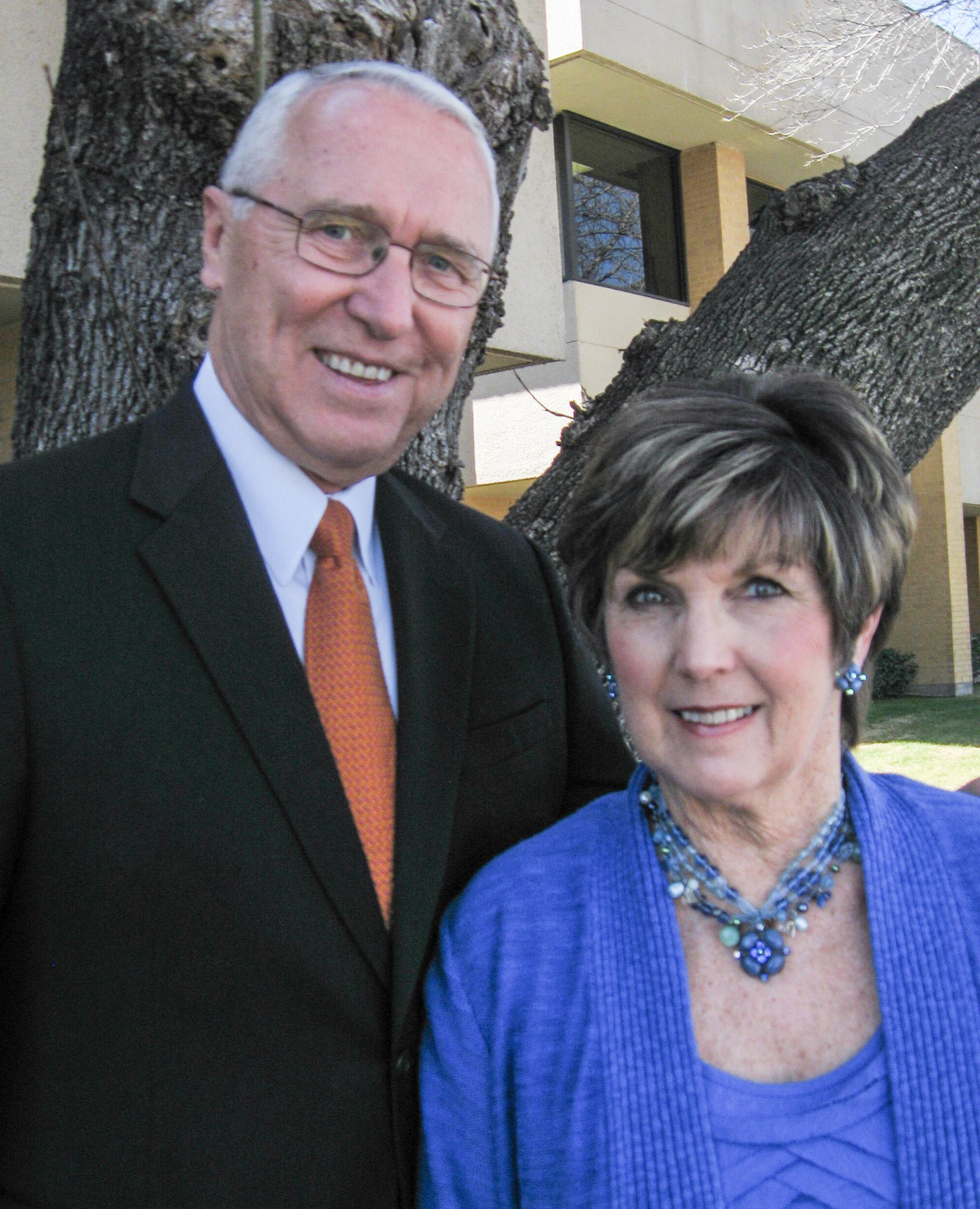 Ed & Janet Kasper